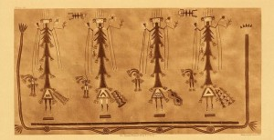 Screenshot of Native American Sand Art